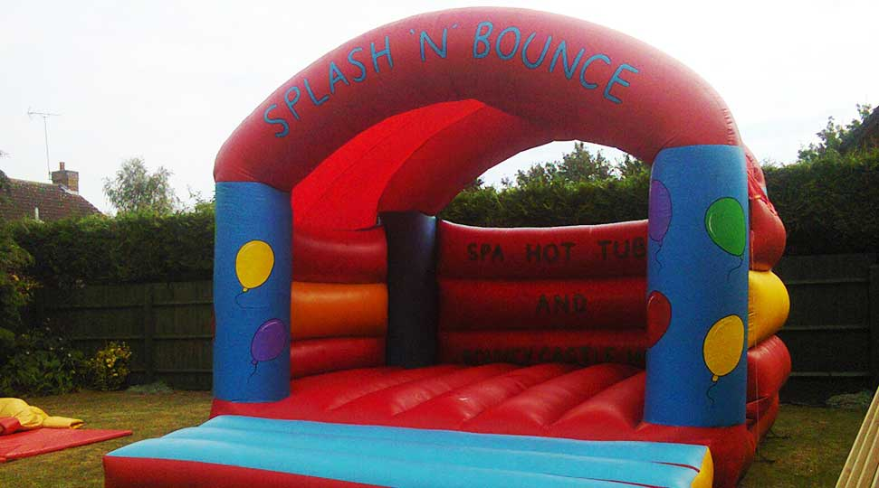 Bouncy Castle hire for adults
